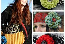 Headbands / by Katie Arminie Art