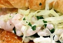Irresistible Sandwiches, Burgers, Pizzas, Gyros, Etc! / Casual Foods for Lunch, Dinner and Parties!