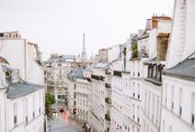 + Paris / What to do / see / eat / drink in Paris