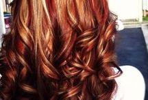 hair / by Cassandra Russell