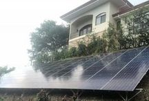 CRSS Portfolio / A glimpse into some of our completed solar energy projects.