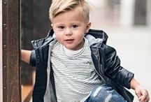 BABY STYLE - BOYS / Baby Boy Clothing Style Inspiration and Fashion.