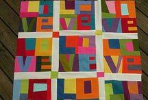Lush fabricy fun / Fun fabricy good times in all it's forms / by Heidi Mirtl
