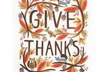 Celebrations: Thanksgiving