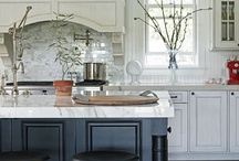 Beautiful Kitchens / by Rachel Dewell