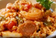Cajun Recipes / Your window to the flavors of the Bayou and Bourbon Street. See tasty jambalaya recipes, gumbo recipes, and Cajun chicken. / by Allrecipes