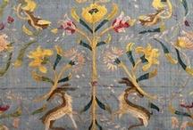Textiles  / Alpaca, Batik, Cashmere, Damask...The A, B, C, D's of Fabrics...  / by Suzanne Maisonette de Madness