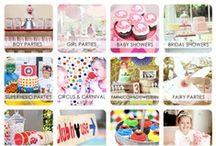 Birthdays/Parties / by Kim Gray