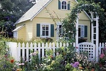 cottage / by Susan Skinner