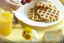 Mother's Day Recipes / Whether you're cooking for Mom or dropping hints to hubby and the kids, repin these Mother's Day brunch and dessert recipes for guaranteed gratitude. / by Allrecipes