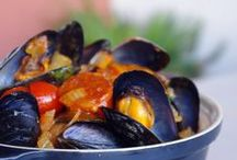 Plats / #recette # recipe #food #plat http://www.eliseditatable.com/search/label/Plat