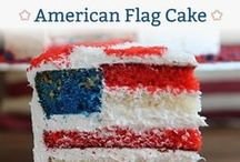 July 4th Recipes / U-S-A! U-S-A! Celebrate Independence Day with classic American recipes like burgers and dogs, plus July 4th appetizers and some easy 4th of July recipes. / by Allrecipes