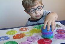 Little People Activities / by Christie Pruden