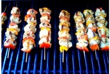 Recipes for the grill