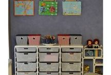 Organising the Home Storage