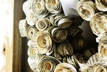 Pages Repurposed / by Tracie Alger