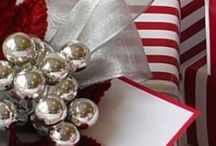 Presents/wrappings / by Maralee