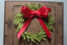 Christmas crafts / by Maralee
