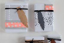 Presents / by Cristine Rasmussen