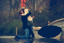Kisses in the Rain <3 / Kisses and the rain... and more... (I said I am a romantic) / by Laura Johnson