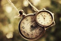 Clocks / by Heather Aughenbaugh