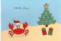 Beachy Keen Style Christmas / by Laura Johnson