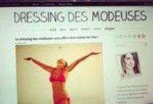 Mon blog Dressing des modeuses