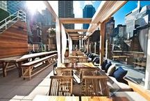 World's Best Rooftop Bars - Top Drinking Destinations / This board shows off some of the World's best drinking destinations. Where you really do just want to sip on a drink and watch the world go by! / by Michelle // Gee You're Brave