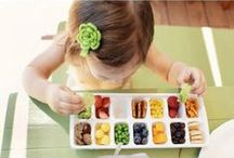 Kid food ideas - from babe to child / by Christie Pruden