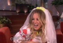 """Big Bang (Theory )Wedding / The real life Penny Cooper is getting married! Actress Kaley Cuoco, 27, is engaged to tennis star, Ryan Sweeting. The pair has only been dated for about three months, but Kaley is quoted as saying she """"knows he's the one."""" - See more at: http://www.groomstand.com/blogs/grooms-playbook/9996177-cuoco-getting-married-with-a-big-bang-theory"""