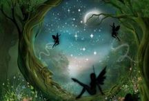 FᏘIRᎽ ᎶᏘRᎠᏋᏁ / Magical Garden / by ℂᎾℛℐ ℳᎯℛᏆℐℕ