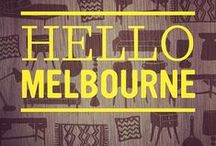 Melbourne, Australia / Inspiration before our move / by Michelle // Gee You're Brave