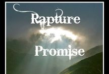The Rapture / Are you ready?  / by ℂᎾℛℐ ℳᎯℛᏆℐℕ
