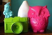 DIY * Crafty Figurines