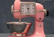 Decor * Crafty Clocks