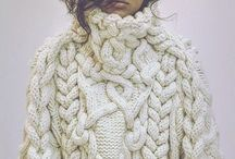 Knitted pretty