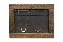 Decor * Jewelry Organizers / Organizers to store & display jewelry