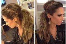 Hair Styles / by Julia Thornhill