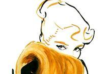 Fashion Illustrations / by Anita Wallwork