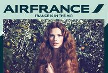 France Is In The Air / A new signature and a new campaign to carry Air France's ambitions. / by AIR FRANCE