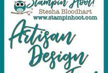 Stampin' Up! Artisan Design Team / Paper Craft Creations made by the Stampin' Up! Artisan Design Team