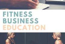 Fitness Business Education / Fitness Business Education, Branding, and Business Development Education for Fitness Entrepreneurs
