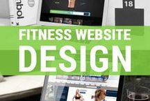 Fitness Website Design / Increase visibility, credibility and online awareness. We will help you build your dream website complete with everything your business needs to reach its full potential online. www.natalieminhinteractive.com