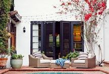 Villa Blanca / Style and design inspiration for our future home.  / by Elizabeth White
