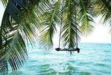 Vacation Destinations / A destination bucket list of sorts.  / by Elizabeth White