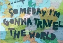 Around the World / by Christine Pruitt