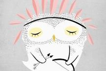 Owl Love / by Nellie Mitchell