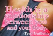 Health & Body / by Christine Pruitt