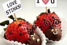 Food: Valentine's & Dad's Day Fun Food / by Lisa Marshall