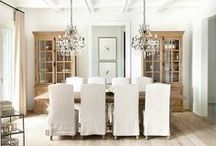 Dining Spaces / by Kristie Shelton